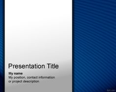 powerpoint backgrounds free blue