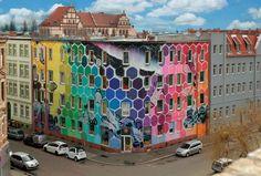Street art, de la calle a la galería