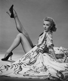 VERA ELLEN (Words and Music, On The Town, Love Happy, Three Little Words, The Belle Of New York, Call Me Madam and White Christmas; had the smallest waist in Hollywood.