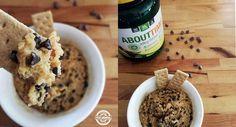 Healthy Cookie Dough Recipe