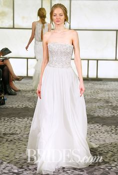 Brides.com: . Wedding dress by Rivini - Trunk show featuring Fall 15 Collection at Kinsley James on November 21-23, 2014