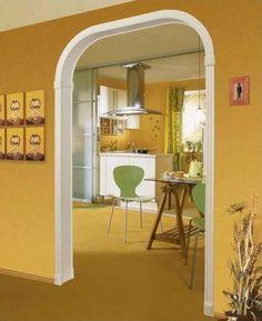 Арки в интерьере вашего дома | Роскошь и уют