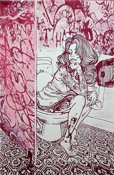 Powder Room - Natalia Fabia