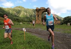 America's Premier Trail Races - Page 9 of 12 - Competitor Running