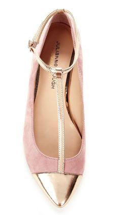 Zapatos cómodos que van perfectos con cualquier vestido de XV años
