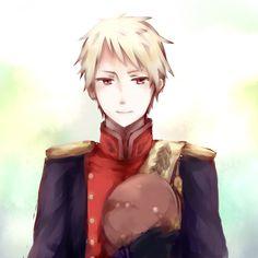 Hetalia-Prussia