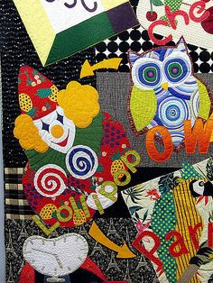 Tokyo Quilt Show 2009 - January 24th at Tokyo Dome City. Photos by Tempusmaster…