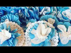 Scrapbook, Mayo, Flowers, Painting, Youtube, Marketing, Ideas, Gardens, Paper Rosettes
