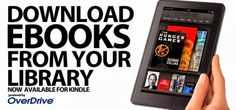 """News/Events @ Your Library: """"Discover New Kids' Portal to eBooks on OverDrive"""" ~ @ the Library Article"""