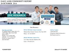 For more update on Agri visit Epic Research.