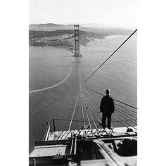 Golden Gate Construction Wood Sign