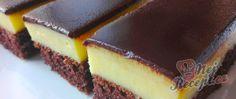 Silně čokoládové CRINKLES   NejRecept.cz Top Recipes, Sweet Recipes, Cake Recipes, Healthy Diet Recipes, Cooking Recipes, Best Dishes, Sweet Cakes, Sweet Desserts, Food Cakes