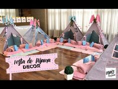 FESTA DO PIJAMA DECOR: NIVER ALICE  | Organize sem Frescuras!