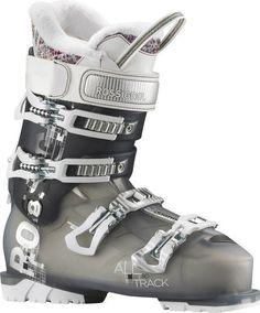 Des chaussures de ski confortables !