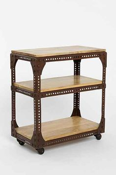 4040 Locust Industrial Media Stand - Urban Outfitters