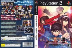 GAMEPLAY MELTY BLOOD ACTRESS AGAIN メルティブラッド アクトレスアゲイン(通常版)FOR PLAYSTATIO...