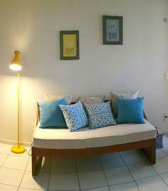 Sofá apartamento pequeno