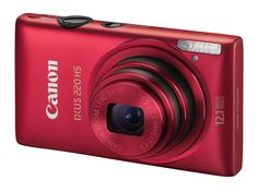 Canon IXUS 220 HS review | Fusing fashion with functionality, Canon introduces stainless steel bodied IXUS 220 HS which combines the low-light performance of its HS System with the sleek aesthetics associated with its range of IXUS compacts. Reviews | TechRadar