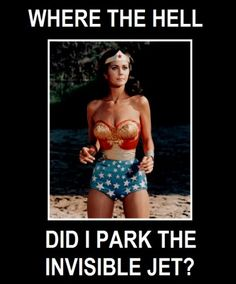 If Wonder Woman Was a Mom: 11 Funny Photos