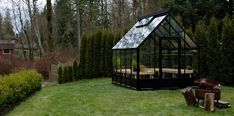 Introducing The Parkside 8x10 Greenhouse | Greenhouse Gardening News