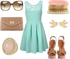 pastel outfits - Google Search