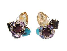 Stud #earrings for any occasions #IradjMoini