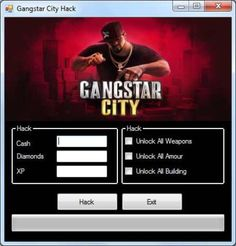 Gangstar City Hack Tool No Survey Download (Android, IOS)