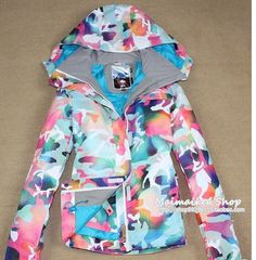 HOT 2016Gsou snow NEW Girls Women's ski snowboard snow jacket Coat XS S M L in Clothing, Shoes & Accessories, Women's Clothing, Coats & Jackets | eBay