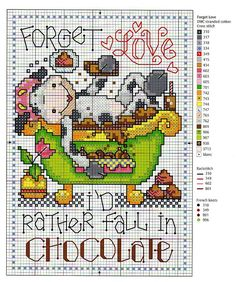 Beginning Cross Stitch Embroidery Tips - Embroidery Patterns Cross Stitch Cow, Free Cross Stitch Charts, Cross Stitch Quotes, Cross Stitch Kitchen, Cross Stitch Books, Cross Stitch Samplers, Cross Stitch Animals, Cross Stitch Kits, Cross Stitch Designs