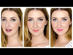 3 LOOKS 1 PALETTE - Every Day Makeup Looks with the Too Faced Chocolate Bar Palette - YouTube