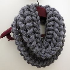 Scarf Cowl Knitting Pattern
