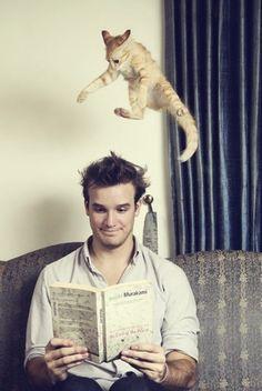 Cat Saturday. chive