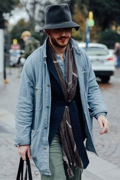 Street Style Men's Collection Fall 2016