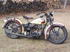 1935 Harley Davidson Flathead Motorcycles For Sale Recycler