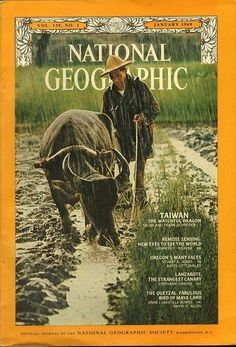 A cover gallery for National Geographic National Geographic Cover, National Geographic Expeditions, Old Magazines, Vintage Magazines, Stock Keeping Unit, 21st Century Fox, Science Articles, Remote Sensing, Cool Magazine