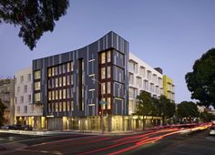 Apartamentos Richardson / David Baker + Partners
