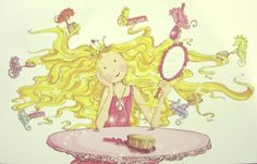 Princess Pearl by Emma Thomson