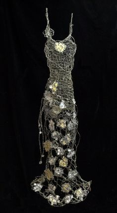 Vitro Tapetum II (Glass Tapestry) Dress