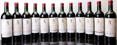 Rare vintages from the cellar of former Russian royal Tsar Nicholas II will be offered as part of Heritage Auctions wine sale on March Wine Auctions, Wine Sale, Tsar Nicholas Ii, Wine Collection, Fine Wine, Cellar, Wines, Around The Worlds, March