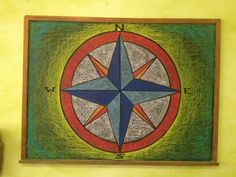 Waldorf - The compass rose