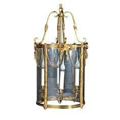 1stdibs.com | Fine Antique French Louis XVI Gilt Bronze Lantern