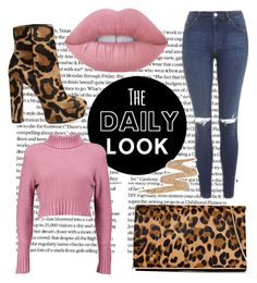 """""""Try Again"""" by amelia-bennett on Polyvore featuring Topshop, Boohoo, Schutz, Urban Decay, Reiss and Lime Crime"""