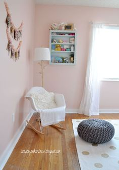 Soft Pink Nursery « Spearmint Baby