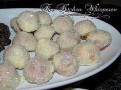 The Kitchen Whisperer Lemon Blueberry with Sparkles