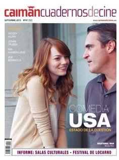 Revista digital de cine Caimán Cuadernos de Cine #41 septiembre 2015