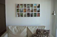 podemos desarrolar distintos tema en este bello panel de fotos. Viajes, familia, infancia, paisajes....
