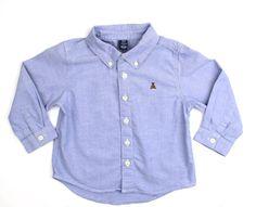 Baby Gap Boys Button Down Shirt, Size 3