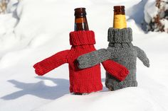 to cute a beer sweater