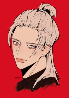 Manga Drawing, Manga Art, Character Art, Character Design, Drawing Body Poses, Kids Fans, Dark Anime Guys, Kpop Drawings, Estilo Anime