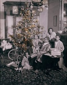 African American Christmas22 Christmas In July 18 Black Southern Belle Images From The Past